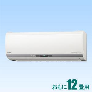 RAS-E36J-W 日立 【標準工事セットエアコン】(10000円分工事費込) 白くまくん おもに12畳用 (冷房:10~15畳/暖房:9~12畳) Eシリーズ (スターホワイト)