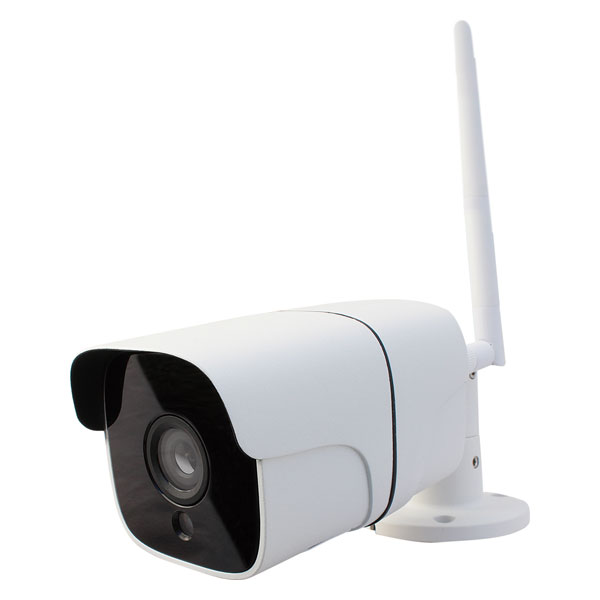GS-DVY011 ダイトク 防犯カメラ Glanshield Dive-y(ダイビー) WiFi屋外バレットカメラ [GSDVY011]