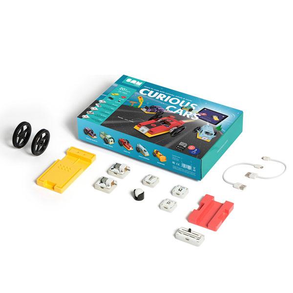 SAM Labs Curious Cars Kit SAM Labs