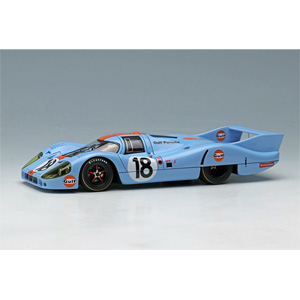 1/43 ポルシェ 917 LH J. W. オートモーティブ エンジニアリング No.18 1971 ル・マン24時間【VM140B】 メイクアップ