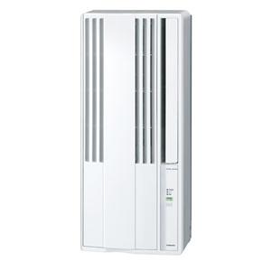 CW-F1619-WS コロナ 窓用エアコン(冷房専用・おもに4~6畳用 シェルホワイト) CORONA