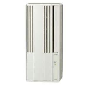 CW-F1819-W コロナ 窓用エアコン(冷房専用・おもに4.5~8畳用 シティホワイト) CORONA
