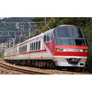 [鉄道模型]グリーンマックス (Nゲージ) 50628 名鉄1030/1230系(パノラマsuper デビュー30周年ヘッドマーク付き)6両編成セット(動力付き)