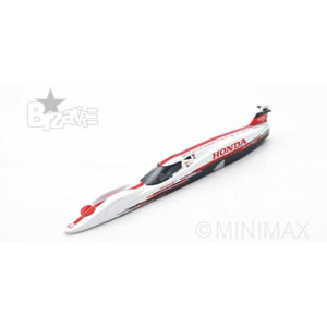 1/43 Honda S-Dream Streamliner 2016 LSR 261.966 MPH【B1062】 スパーク