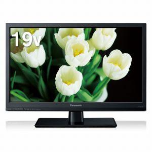 TH-19G300 パナソニック 19V型地上・BS・110度CSデジタルハイビジョンLED液晶テレビ (別売USB HDD録画対応)VIERA