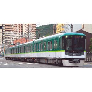 [鉄道模型]マイクロエース (Nゲージ) A8363 京阪800系 新塗装 4両セット