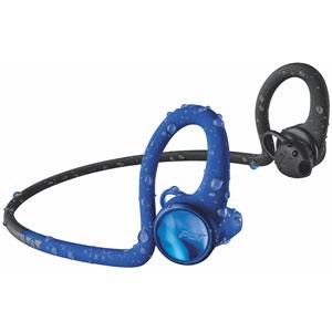 BACKBEATFIT2100-BLU プラントロニクス Bluetooth対応イヤホン(ブルー×ブラック) plantronics BackBeat FIT 2100