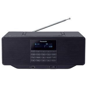 RX-D70BT-K パナソニック Bluetooth機能搭載CDラジオ(ブラック) Panasonic