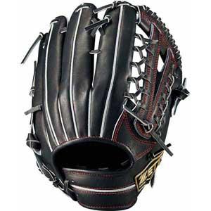 Z-BPGB12917-1900-LH ゼット 硬式野球用グラブ 外野手用(ブラック・右投用・サイズ:7) ZETT ネオステイタス