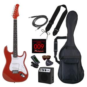 ST-180/MRD ライトセツト フォトジェニック エレキギター ライトセット メタリックレッド Photogenic