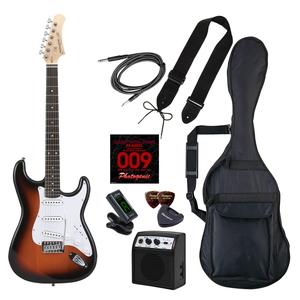 ST-180/SB ライトセツト フォトジェニック エレキギター ライトセット サンバースト Photogenic