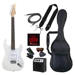 ST-180/WH ライトセツト フォトジェニック エレキギター ライトセット ホワイト Photogenic