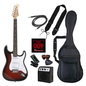 ST-180/RDS ライトセツト フォトジェニック エレキギター ライトセット レッドサンバースト Photogenic