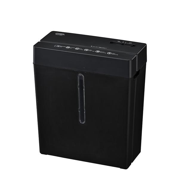 大幅値下げランキング SHR-X581 新作製品、世界最高品質人気! 00-5165 オーム ブラック クロスカットシュレッダー