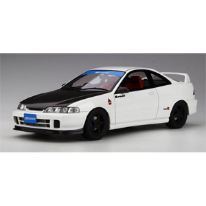 1/18 Honda Integra (DC2) Type R SPOON (white) Hong Kong Exclusive Model Limited Edition 【OTM006RT】 OttO mobile