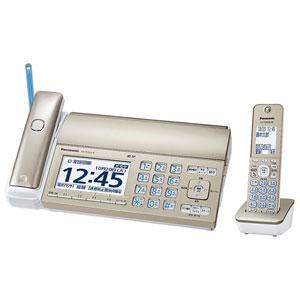 KX-PZ720DL-N パナソニック デジタルコードレス普通紙ファクス 子機1台付き KXPZ720DLN シャンパンゴールド 世界の人気ブランド Panasonic 直営限定アウトレット おたっくす