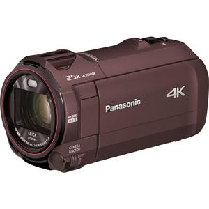 HC-VX992M-T パナソニック デジタル4Kビデオカメラ「HC-VX992M」(カカオブラウン)