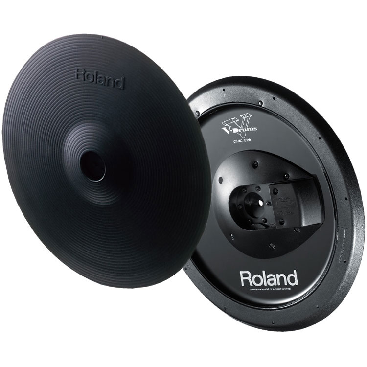CY-14C ローランド Roland Vシンバル ローランド 14インチ CY-14C Roland, 南海部郡:3c98c44a --- officewill.xsrv.jp