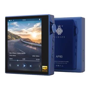 AP80BU HIDIZS ハイレゾ・デジタルオーディオプレーヤー(ブルー) HIDIZS
