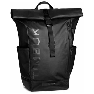 IFS-723136114 ティンバック2 バックパック(Jet Black・容量:20L) TIMBUK2 Etched Tuck Pack(エッチドタックパック) OS