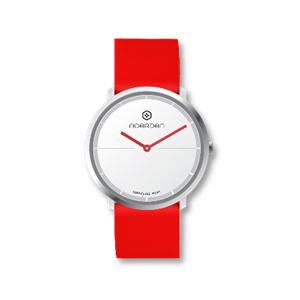PNW-0404 ノエルデン ウェアラブル活動量計(レッド) LIFE2 Red [PNW0404]【返品種別A】
