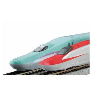 [鉄道模型]カトー (Nゲージ) 10-031 E5系「はやぶさ」・E6系「こまち」複線スターターセット
