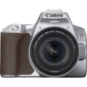 KISSX10SL1855ISSTMLK キヤノン デジタル一眼レフカメラ「EOS Kiss X10」レンズキット(シルバー)