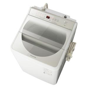 (標準設置料込)NA-FA80H7-N パナソニック 8.0kg 全自動洗濯機 シャンパン Panasonic