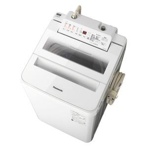 (標準設置料込)NA-FA70H7-W パナソニック 8.0kg 全自動洗濯機 ホワイト Panasonic