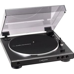 AT-LP60X-DGM オーディオテクニカ フルオートターンテーブル(ダークガンメタリック) audio-technica