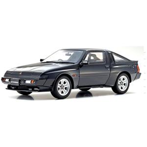1/18 三菱スタリオン GSR-VR(ブラック) 限定 700個 【KSR18034BK】 京商