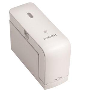 ハンディプリンタ- WH リコー モノクロハンディプリンター ホワイト RICOH Handy Printer
