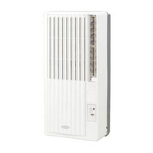 KAW-1991/W コイズミ 窓用エアコン(冷房専用・おもに4.5~8畳用 ホワイト) KOIZUMI