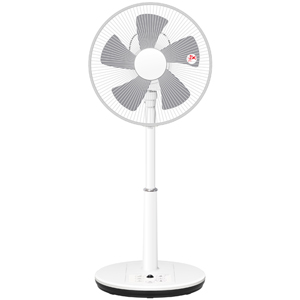 YLRX-BKD303-W 山善 【扇風機】DCモーター搭載 リビング扇(リモコン付 ホワイト) YAMAZEN [YLRXBKD303W]