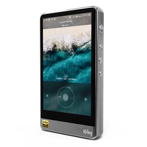 R6PRO HiBy ハイレゾ・デジタルオーディオプレーヤー(シルバー) HiBy Music R6 Pro