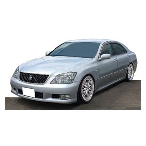 1/43 Toyota Crown (GRS180) 3.5 Athlete Silver【IG1505】 ignitionモデル