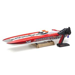 電動レーシングボート ハリケーン900VE レディセット バッテリー&チャージャーレス 【40235S】 京商
