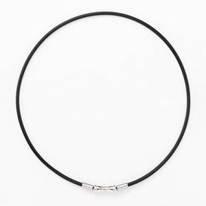 ABAPT01LL コラントッテ TAO ネックレス スリム RAFFI mini (ブラック・サイズ:LL 適応目安:51cm) Colantotte