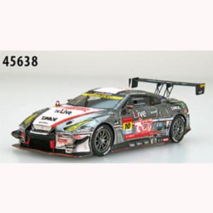 1/43 GAINER TANAX triple a GT-R SUPER GT GT300 2018【45638】 EBBRO