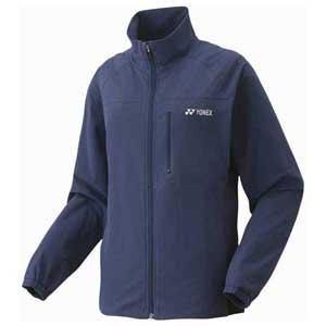 YO 57046 353 XO ヨネックス レディース ウォームアップシャツ(インディゴネイビー・サイズ:XO) YONEX