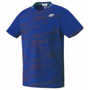 YO 10301 472 O ヨネックス ユニセックス ゲームシャツ(ミッドナイトネイビー・サイズ:O) YONEX