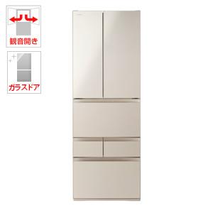 (標準設置料込)GR-R510FH-EC 東芝 FHシリーズ TOSHIBA 509L 509L 6ドア冷蔵庫(サテンゴールド) TOSHIBA FHシリーズ, 本革てづくり靴工房 Casa de Paz:159e9492 --- officewill.xsrv.jp