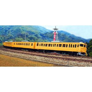 [鉄道模型]グリーンマックス (Nゲージ) 30845 JR115系 1000番台(30N体質改善車・岡山A編成・中国地域色) 4両編成セット(動力無し)