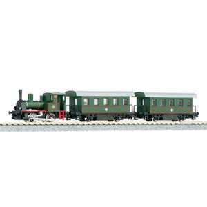 [鉄道模型]カトー (Nゲージ) 10-503-1 チビロコセット たのしい街のSL列車