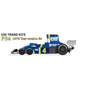 1/20 ティレルP34 TESTver.1976(Conversion Kit)【TK2070】 スタジオ27