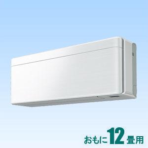 AN-36WSS-F ダイキン 【標準工事セットエアコン】(10000円分工事費込)risora おもに12畳用 (冷房:10~15畳/暖房:9~12畳) Sシリーズ (ファブリックホワイト) [AN36WSSFセ]