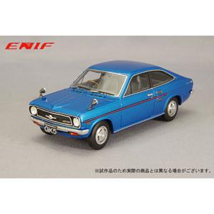 1/43 日産 サニー 1200 GX5 クーペ 1972年型 ブルーメタリック【ENIF0049】 ENIF