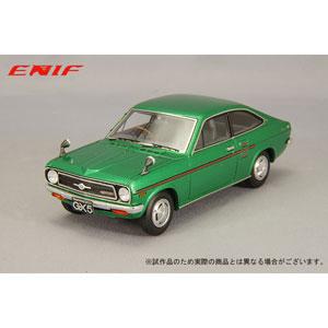 1/43 日産 サニー 1200 GX5 クーペ 1972年型 グリーンメタリック【ENIF0050】 ENIF