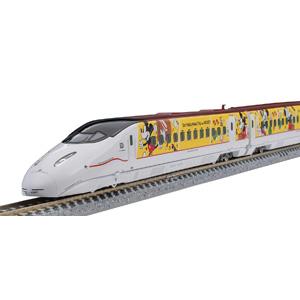 [鉄道模型]トミックス (Nゲージ) 97914 九州新幹線 800 1000系(JR九州 Waku Waku Trip 新幹線) 6両セット【限定品】 【Disneyzone】