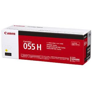 CRG-055HYEL キヤノン トナーカートリッジ055H 大容量タイプ (イエロー) Canon 3017C003